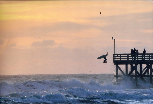 Photo by Ellen Lail, 1st place in Water Sports in our 2012 Photography Contest