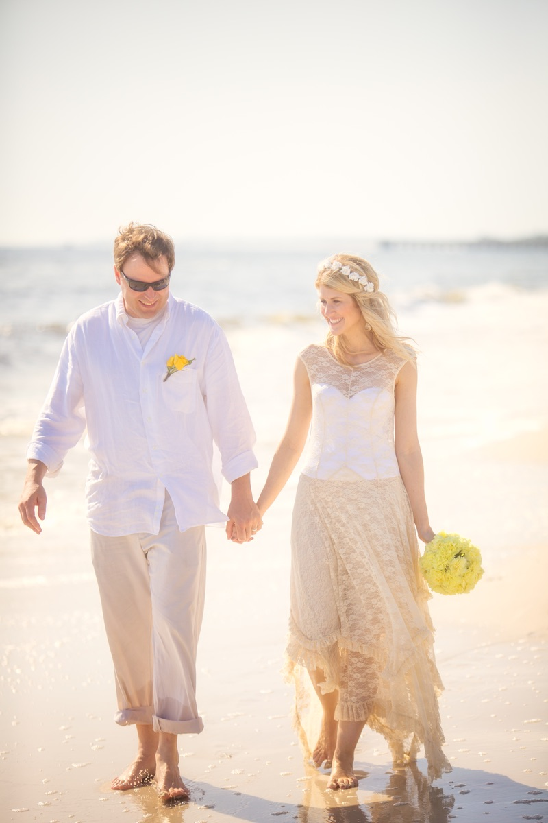 A Florida Beach Wedding