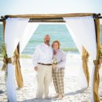 2017 Mexico Beach Vow Renewal, Sunset Park, Florida