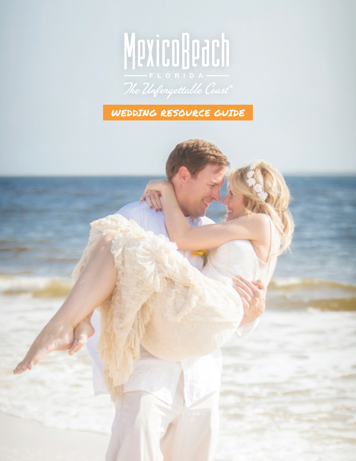 Download the Mexico Beach 2017 Wedding Resource Guide