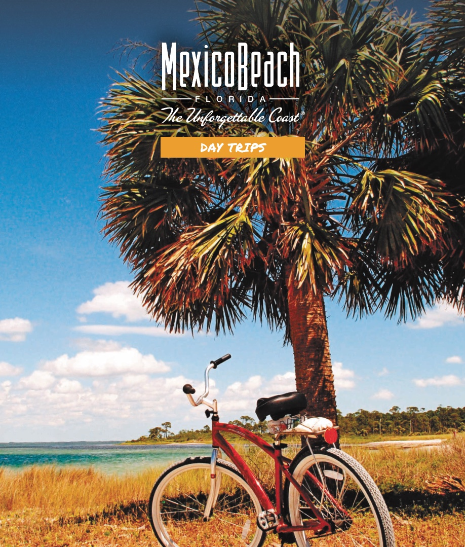 Download the Mexico Beach Florida 2017 Day Trips Guide