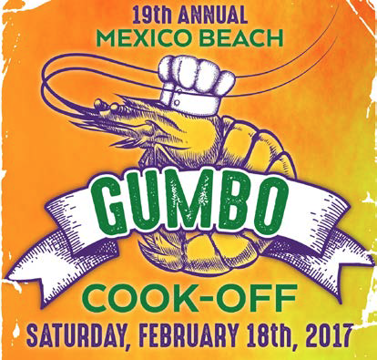 2017 Mexico Beach Gumbo Cook-Off Florida