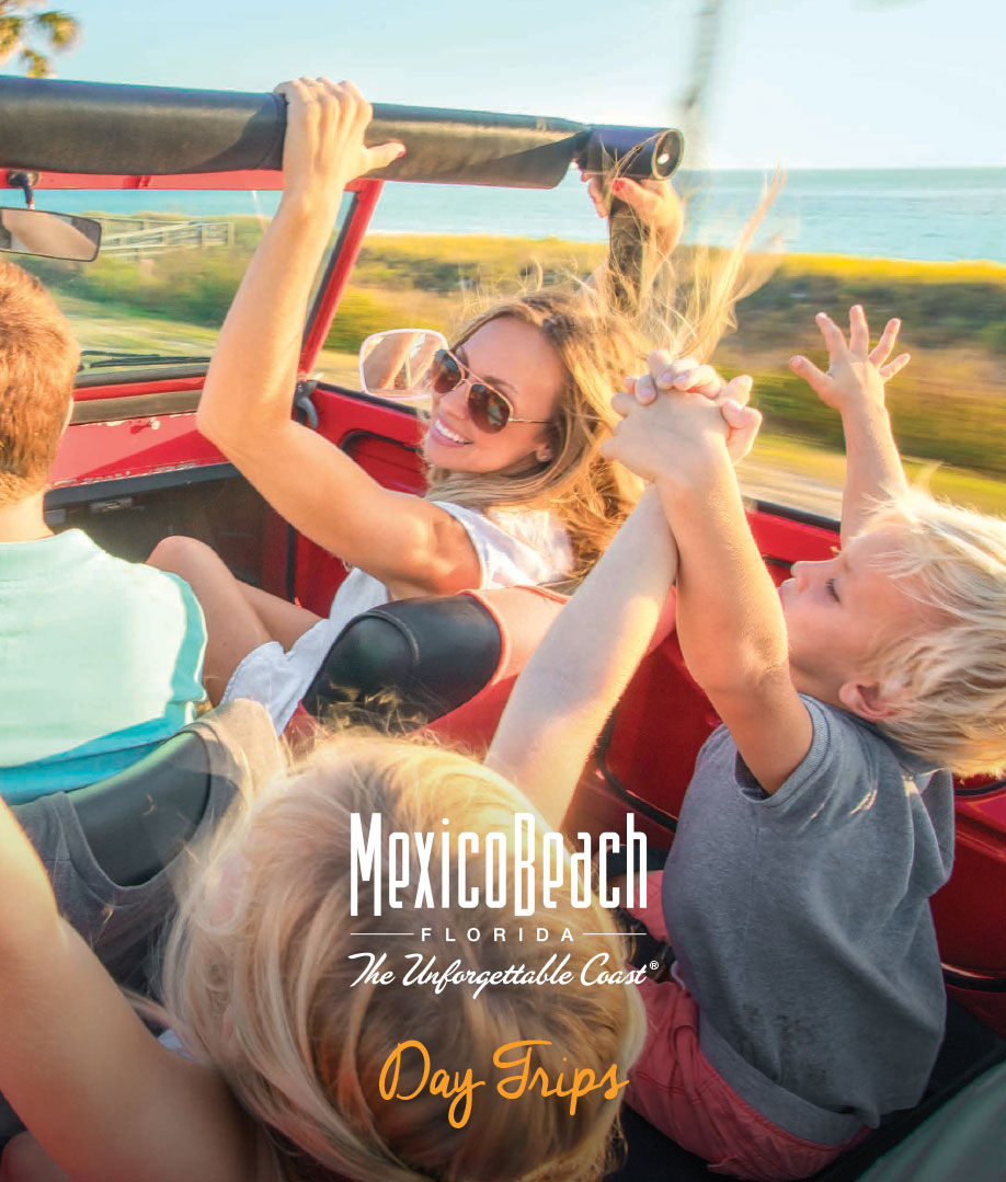 Download the Mexico Beach Florida 2018 Day Trips Guide