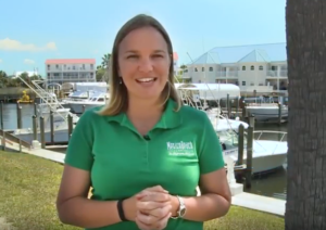 Kimberly Shoaf of Mexico Beach, Florida
